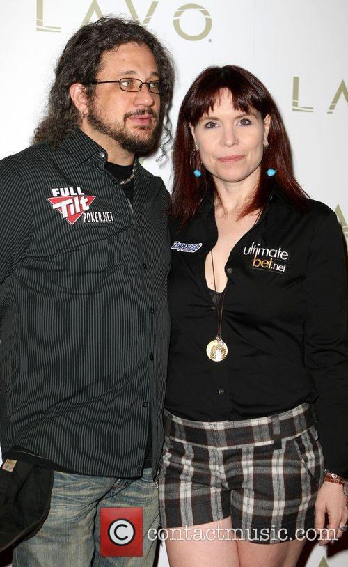 Annie Duke of 'Celebrity Apprentice' and Joe Reitman...
