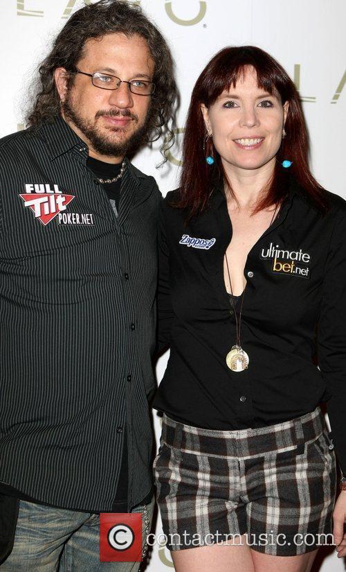 Annie Duke on Celebrity Apprentice - flopturnriver.com