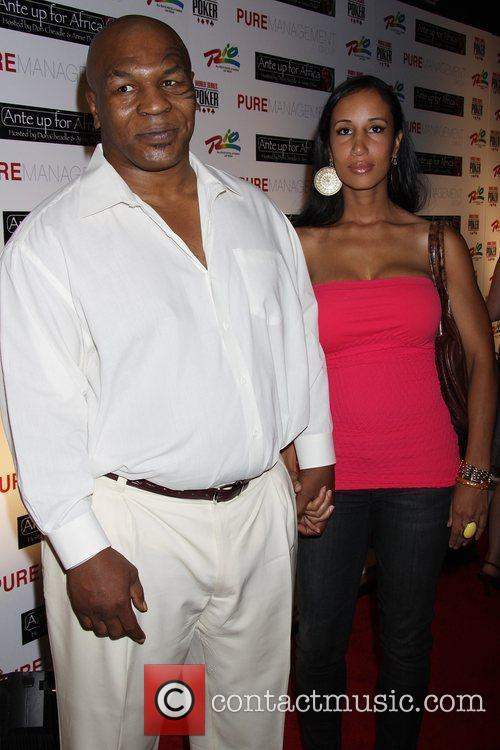 Mike Tyson and Lakiha Spicer Tyson 3