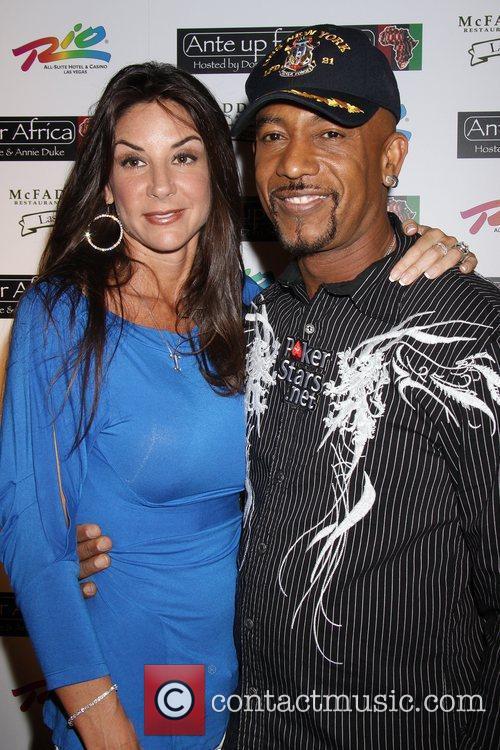 Montel Williams, Tara Fowler Williams Ante Up for...