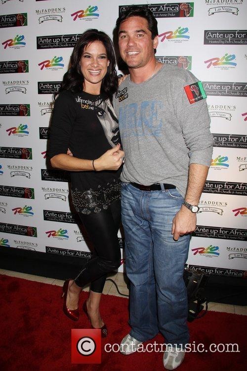 Tiffany Michelle, Dean Cain Ante Up for Africa...