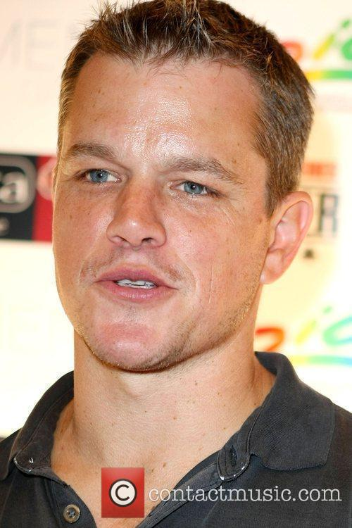 Matt Damon Ante Up for Africa celebrity poker...