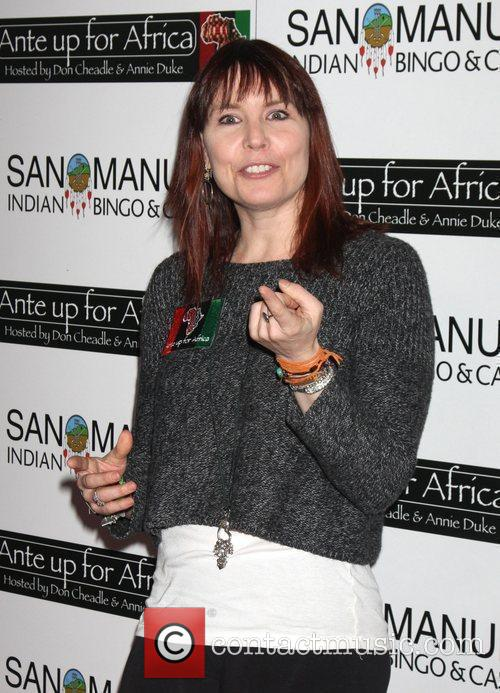 Annie Duke The 2nd Annual 'Ante Up For...