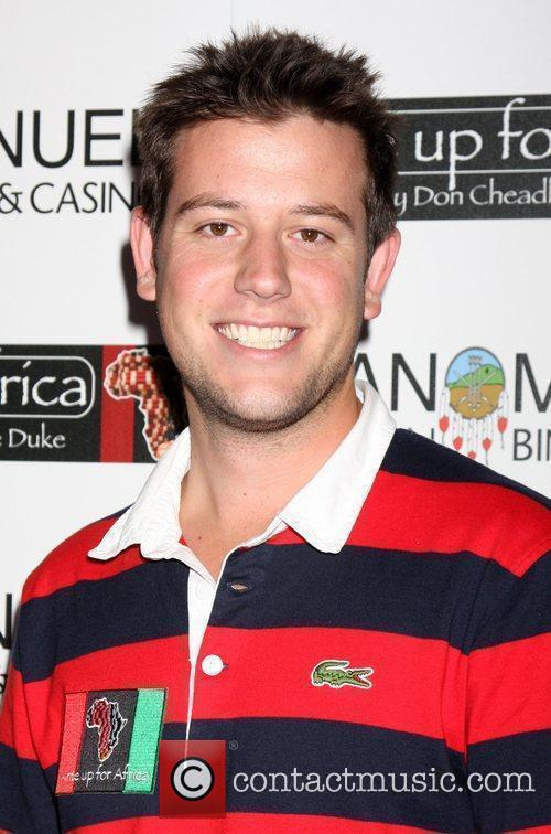 Ben Lyons The 2nd Annual 'Ante Up For...