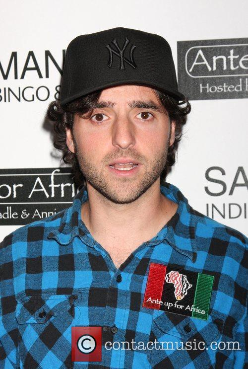 David Krumholtz The 2nd Annual 'Ante Up For...