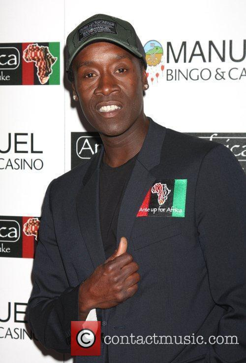 The 2nd Annual 'Ante Up For Africa' poker...