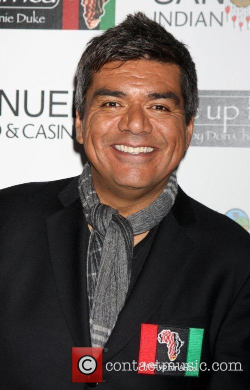 Geroge Lopez The 2nd Annual 'Ante Up For...