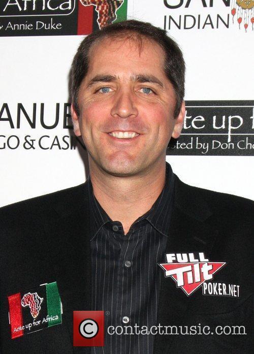 Poker Pro Phil Gordon The 2nd Annual 'Ante...