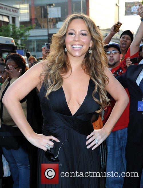 Mariah Carey Apollo Theater 75th Anniversary Gala at...