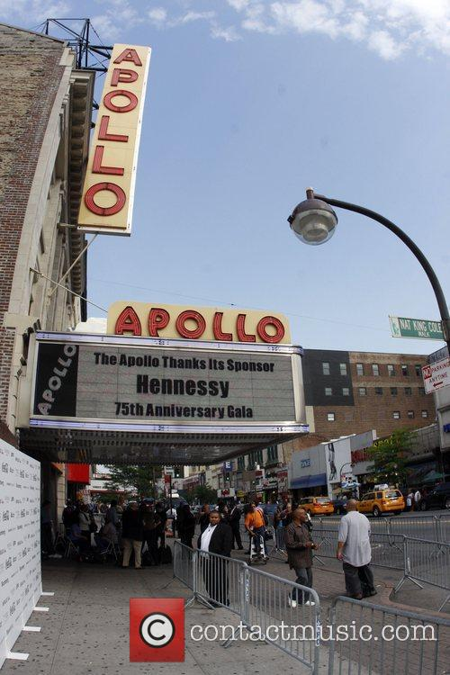 Atmosphere Apollo Theater 75th Anniversary Gala at The...