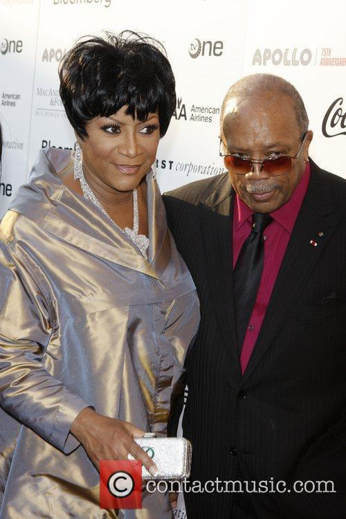 Patti Labelle and Quincy Jones 1