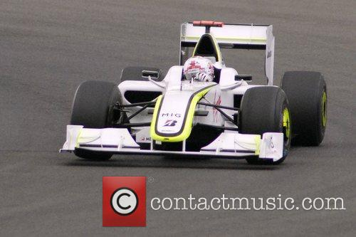 British driver Jenson Button  has sealed the...
