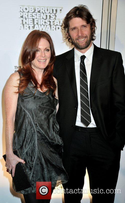 Julianne Moore and Bart Freundlich 4