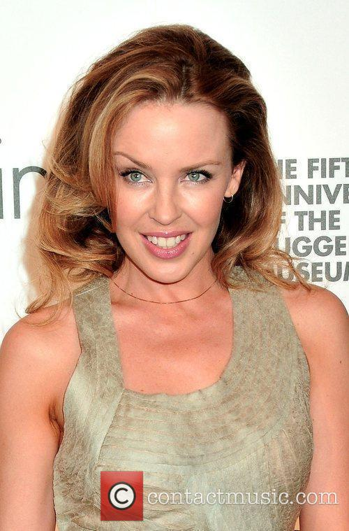 Kylie Minogue 1st Annual Art Awards by Calvin...