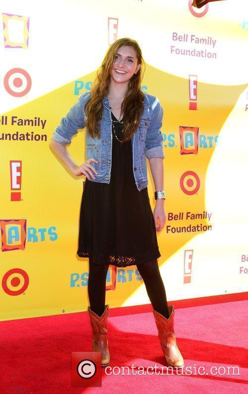 Alyson Stoner 2009 P.S. Arts Express Yourself event...