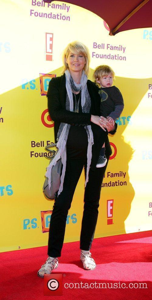 Jenna Elfman & Son Story Elias 2009 P.S....