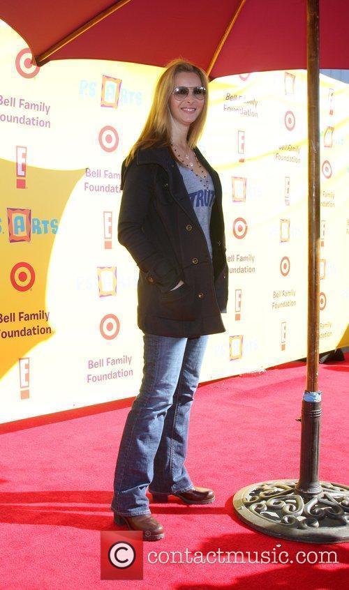 Lisa Kudrow 2009 P.S. Arts Express Yourself event...