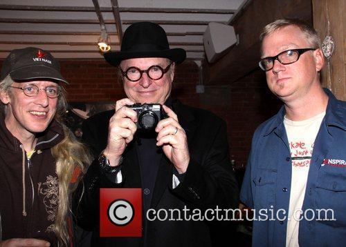 Carlo McCormick, John Van Hamersveld and Lindsey Kuhn...