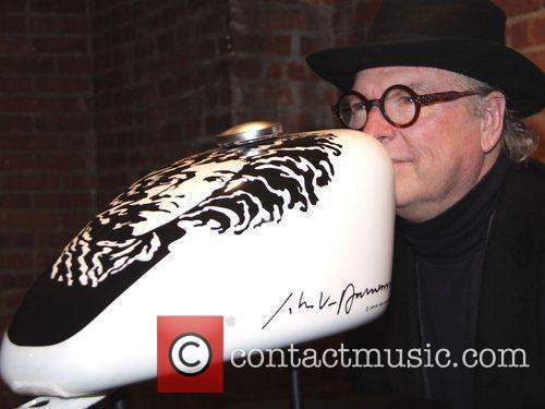 John Van Hamersveld and his Jimi Tank The...
