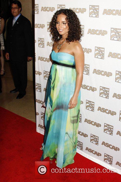 Alicia Keys and Beverly Hilton Hotel 3