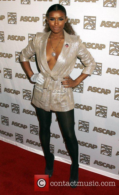 Melody Thornton and Beverly Hilton Hotel 3