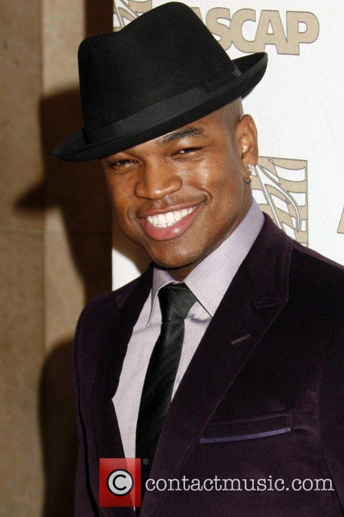 Ne-yo and Beverly Hilton Hotel 2