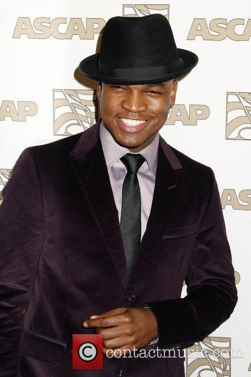Ne-yo and Beverly Hilton Hotel 4