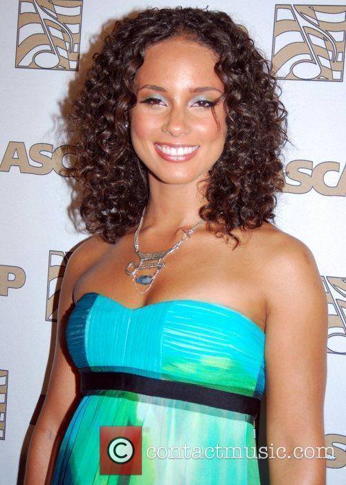 Alicia Keys and Beverly Hilton Hotel 1