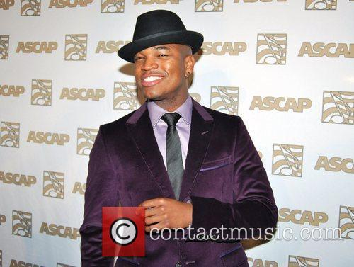 Ne-yo and Beverly Hilton Hotel 6