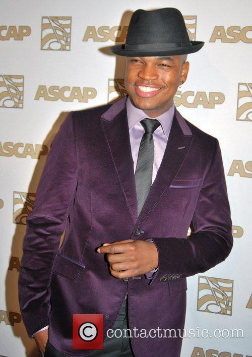 Ne-yo and Beverly Hilton Hotel 1