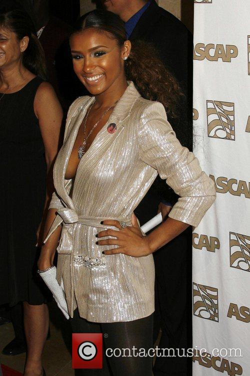 Melody Thornton and Beverly Hilton Hotel 4
