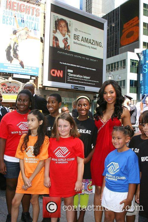 Ashanti and Billboard 6