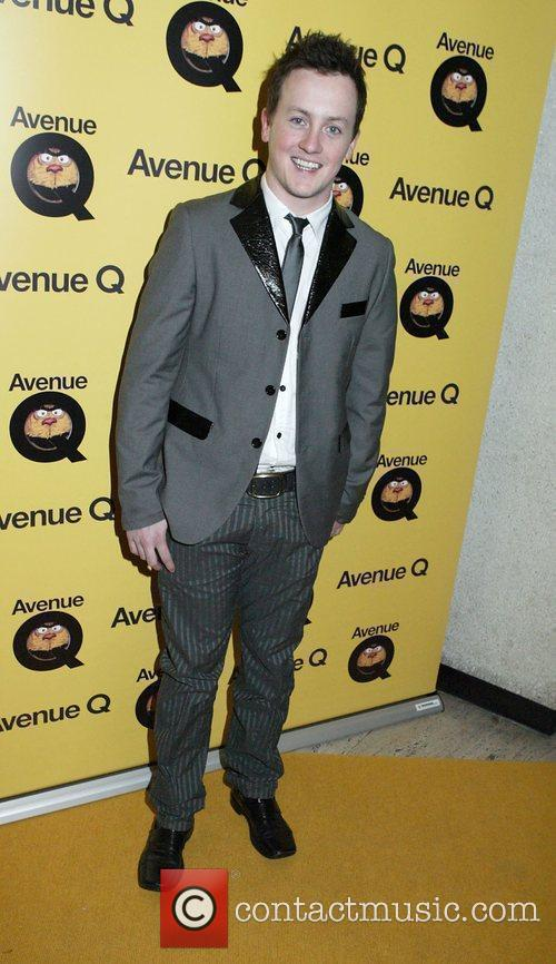 At the Sydney premiere of 'Avenue Q' the...