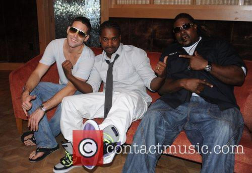 Rapper Azz-izz On Location Filming The Video For His New Song 'let's Go' Directed By Tom Ashley At The Chelsea Hotel In Atlantic City 6