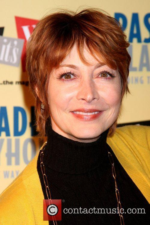Sharon Lawrence The opening night of 'Baby It's...