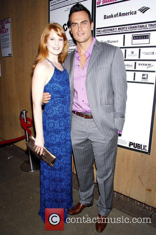 Kate Baldwin and Cheyenne Jackson 2