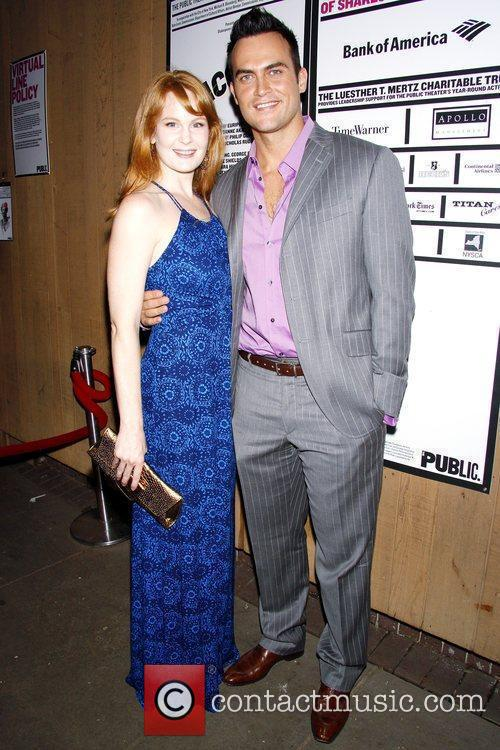 Kate Baldwin and Cheyenne Jackson 3