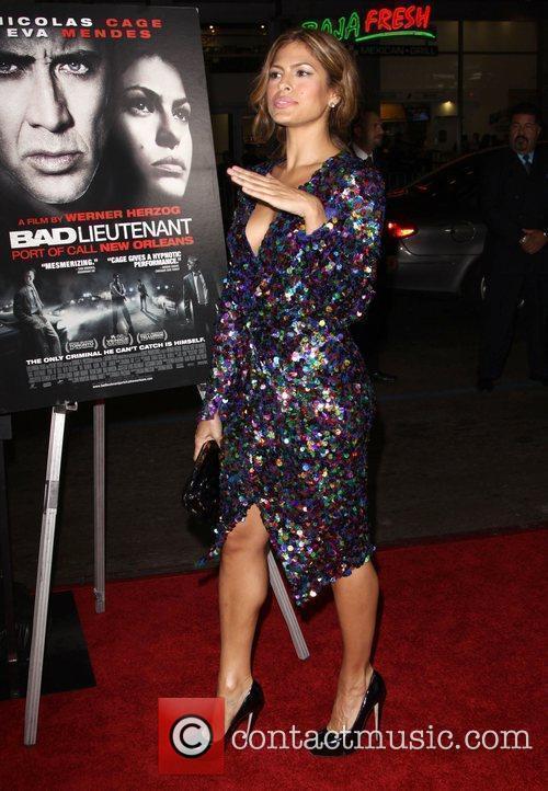 Eva Mendes AFI FEST 2009 Screening Of The...