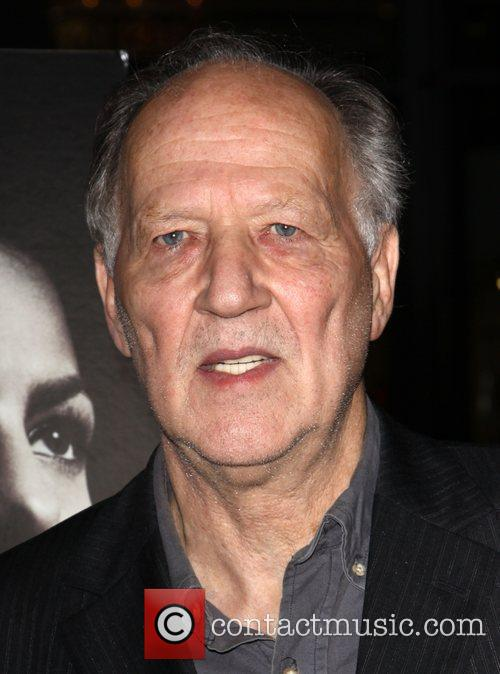 Werner Herzog Los Angeles Premiere of 'Bad Lieutenant:...