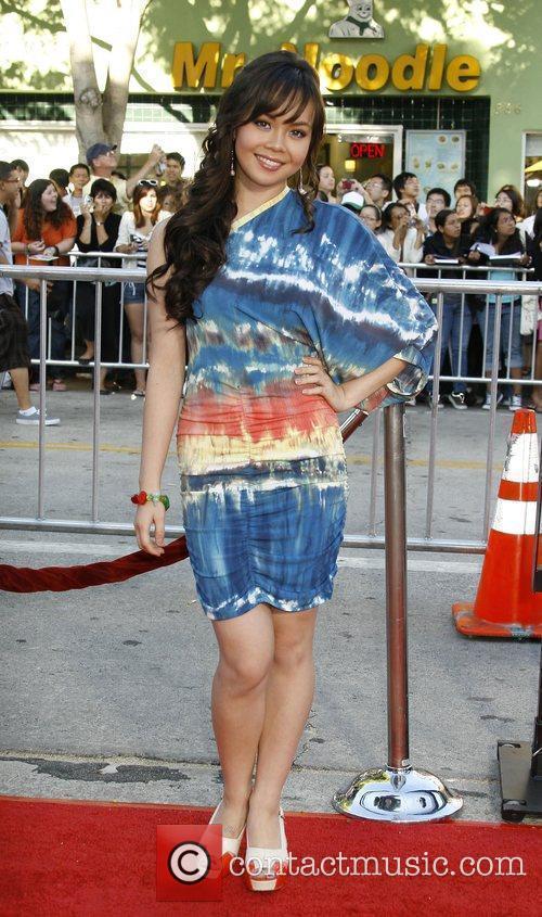 Anna Maria Perez de Tagle Los Angeles Premiere...