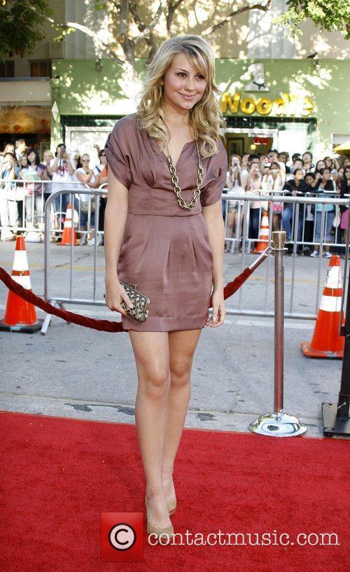 Chelsea Staub Los Angeles Premiere of 'Bandslam' held...
