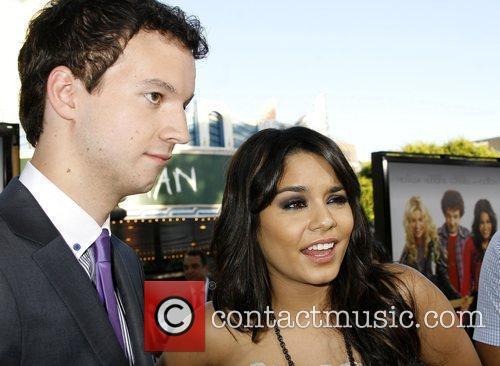 Vanessa Hudgens and Gaelan Connell 1