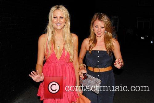 Stephanie Pratt and Lo Bosworth 2