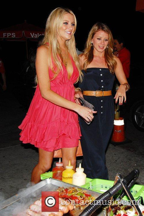 Stephanie Pratt and Lo Bosworth 1