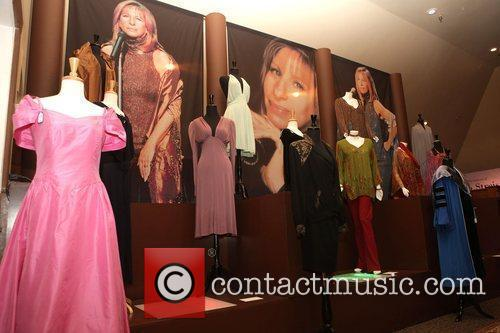 Barbra Streisand puts her items up for sale...