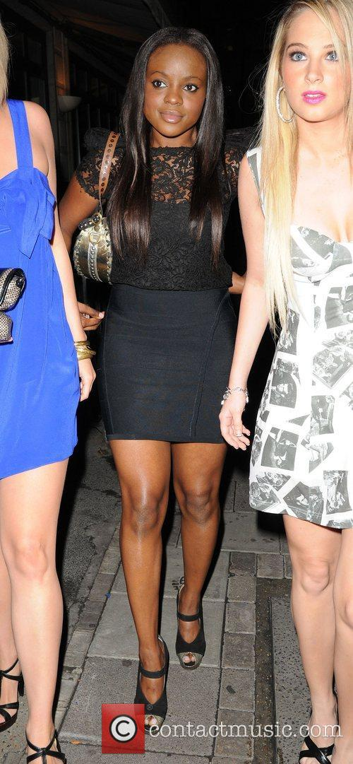 Keisha Buchanan and a friend 3