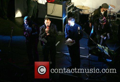 Tony Anstis of Heart FM Christmas Lights 'Switch...