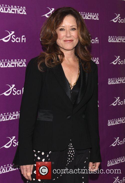 Mary McDonnell 'Battlestar Galactica' screening as part of...