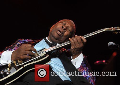 Bb King and Wembley Arena 1