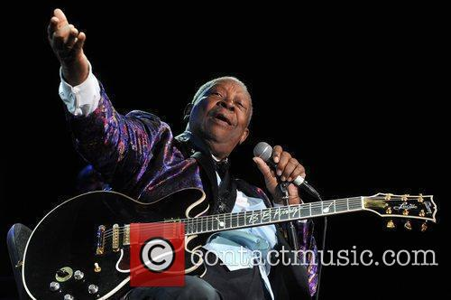 Bb King and Wembley Arena 4